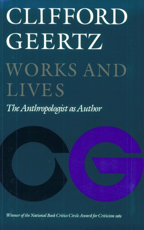 clifford geertz Essay Examples